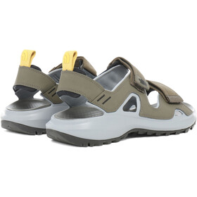 The North Face Hedgehog III Sandals Men, nwtpegrn/tnfblk